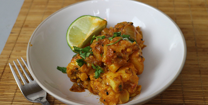Aloo Gobi: Potato and Cauliflower Curry Recipe