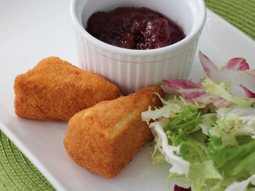Deep-fried Brie Recipe