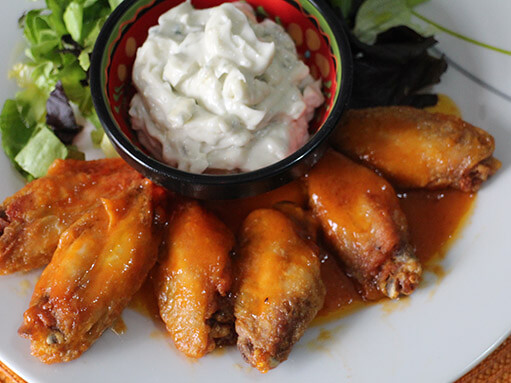 Buffalo Wings Recipe