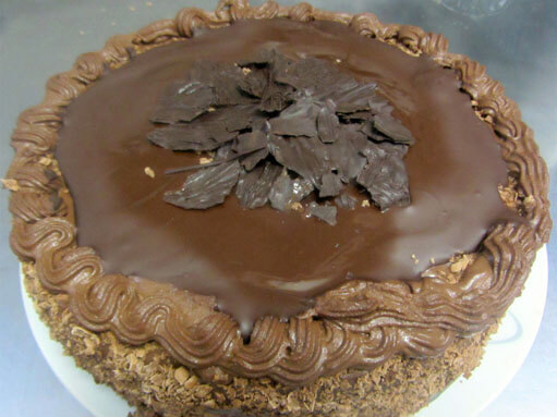 Mega Chocolate Cake Recipe