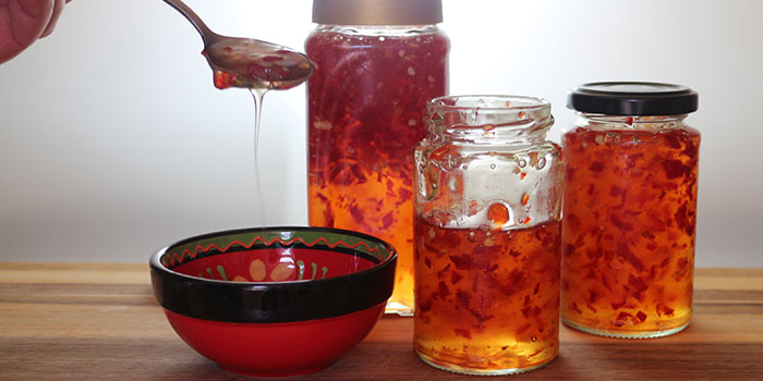 How to Make Chilli Jam Recipe