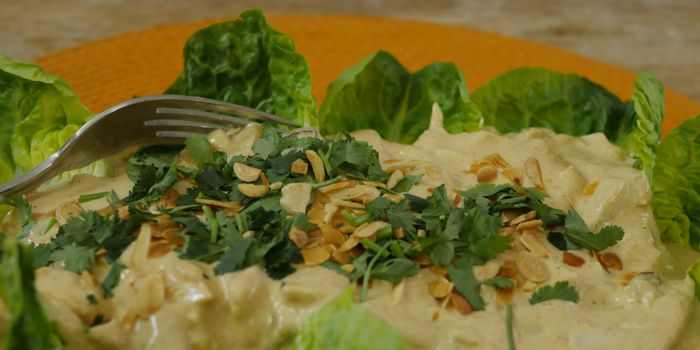 Coronation Chicken Recipe