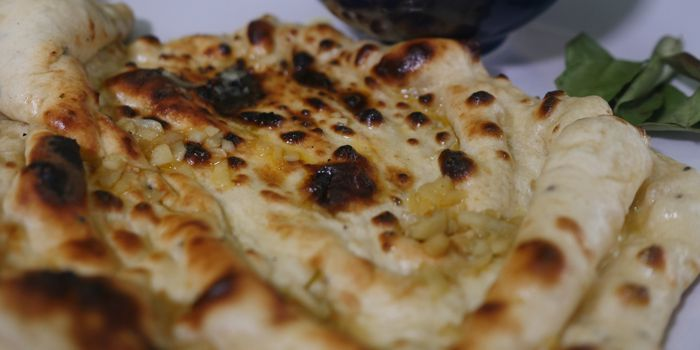 Garlic Naan Bread Recipe