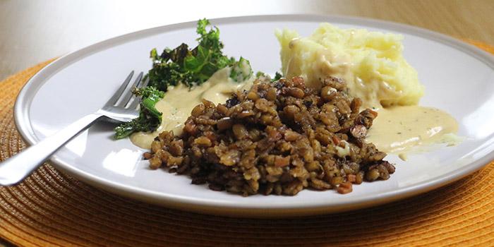 Vegetarian Haggis Recipe