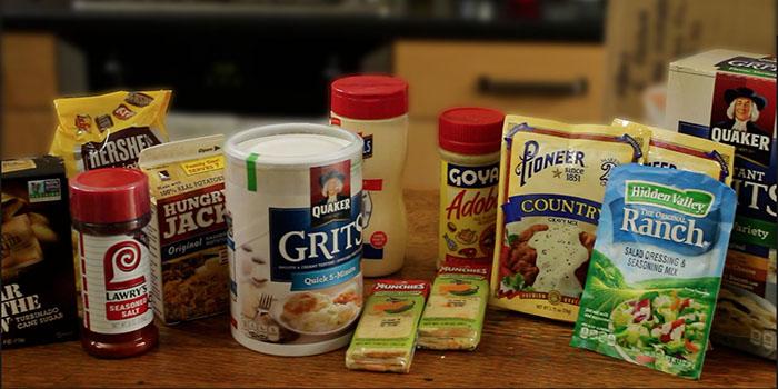 American Food Haul Recipe