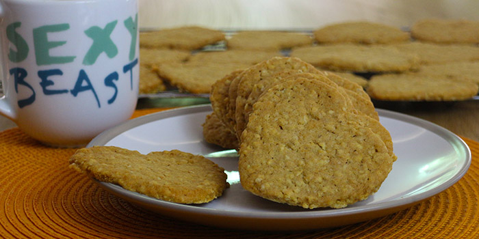 Oat Biscuits - HobNobs Recipe