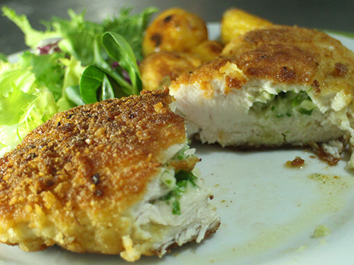 Chicken Kievs Recipe