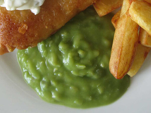 British Mushy Peas Recipe