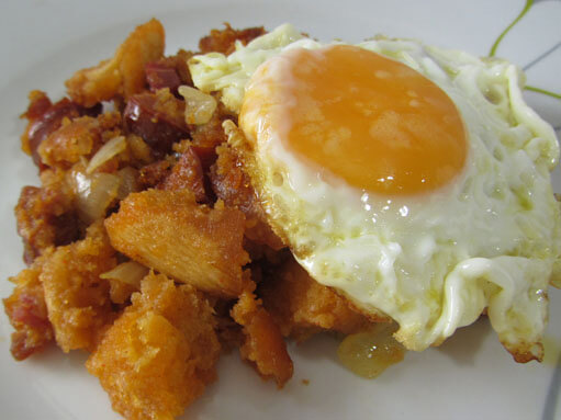 Spanish-style Migas Recipe