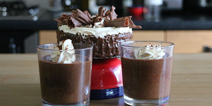 Chocolate Mousse and Cake Recipe