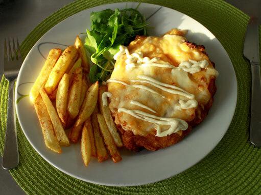 How to make Chicken Parmos (Chicken Parmesan) Recipe