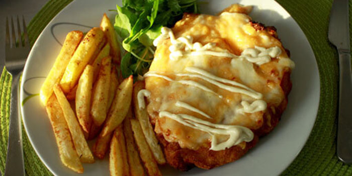 Chicken Parmos (Chicken Parmesan) Recipe