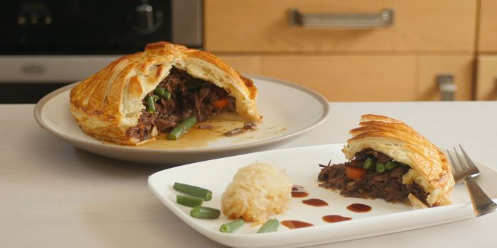 Ox Cheek Pithivier Recipe