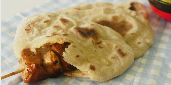 Pitta Bread Recipe