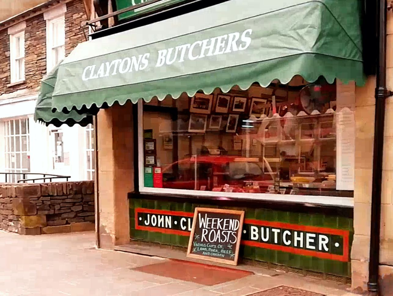 Claytons Butchers Windermere