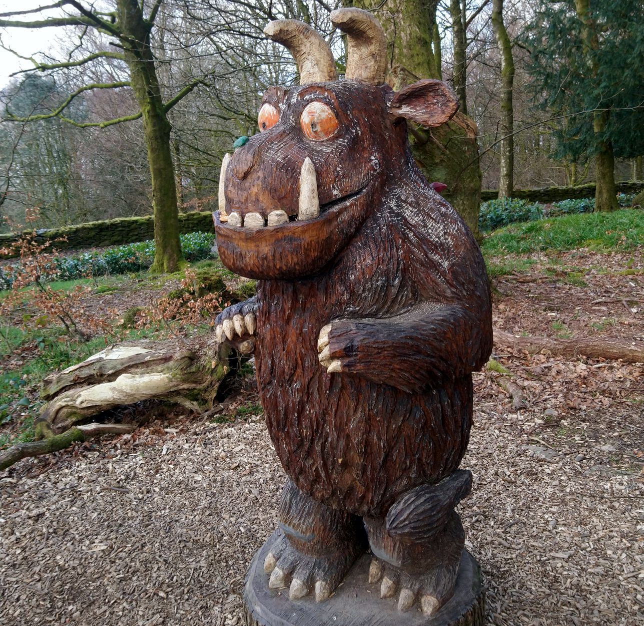 The Gruffalo Windermere