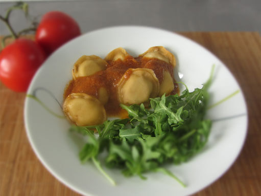 Meat Ravioli Recipe