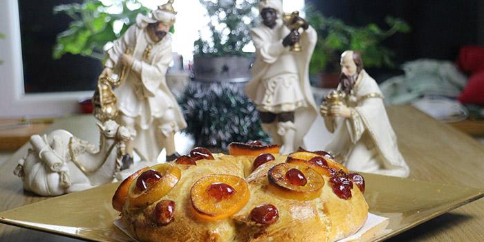 Roscón De Reyes Recipe