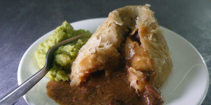 Steak & Kidney Pudding Recipe