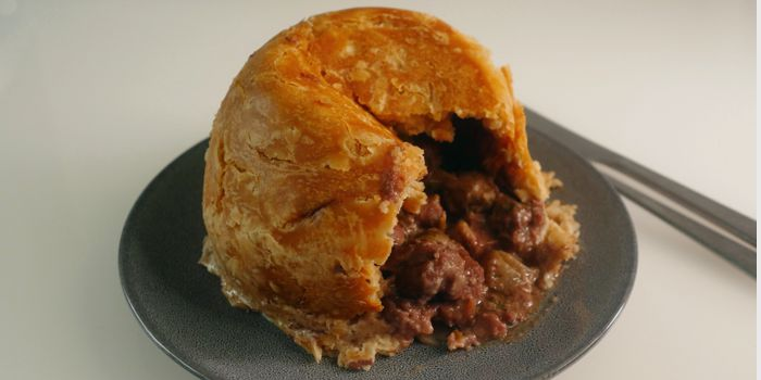 Steak & Kidney Pudding Recipe