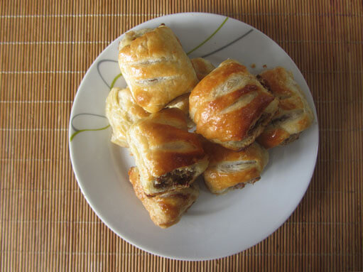 How to make Sausage Rolls Recipe