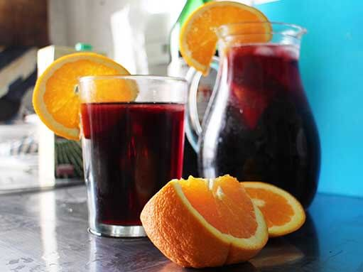 Tinto de Verano - Spanish Summer Wine Recipe
