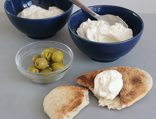 Yogurt, Greek-Style Yoghurt and Labneh Recipe